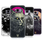 HEAD CASE DESIGNS CATS OF GOTH HARD BACK CASE FOR SAMSUNG GALAXY S8+ S8 PLUS