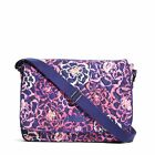 Vera Bradley Stylish Laptop Messenger, Absolute Perfect Bag for School & Work