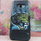 Jacksonville Jaguars #G Rugged Impact Armor Case for Samsung Galaxy S8 & S8 Plus