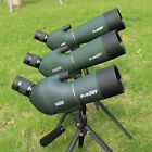 Hot 15-45x50mm/20-60x60mm/25-75x70mm Spotting Scope+Tripod+Cell Phone Adapter