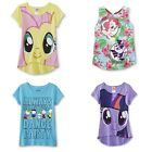 Girls My Little Pony Top Purple/Yellow/Pink Shirt Blue Peanuts/Snoopy Size S-XL