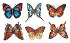 "Butterfly Butterflies Select-A-Size 1/2"" or 3/4"" Waterslide Ceramic Decals Gx  image"