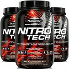 Kyпить Muscletech NitroTech Protein Isolate 907g All Flavours 30g Protein per serving на еВаy.соm