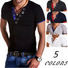 Hot Sale New Fashion Brand Men Polo shirt Solid Color Short-Sleeve Slim Fit