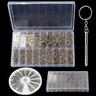 1000x Micro Glasses Sunglass Watch Spectacles Screws Nuts Screwdriver Repair Kit