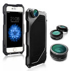 Waterproof Dustproof Phone Protective Case Cover With Lens For iPhone Samsung