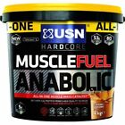USN Muscle Fuel Anabolic 5.32kg/5320g/35 Serv.-Variety Pack - All In One Protein