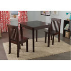 KidKraft Avalon Kids 3 Piece Square Table and Chair Set
