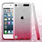 For Apple iPod Touch 5th Gen/6th Gen Hard TPU Glitter Case Cover