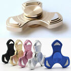 Luxury Tri Hand Finger Spinner EDC Fast Bearing Stress Relief Focus Gyro Toys