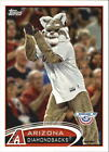 2012 Topps Opening Day Mascots - Finish Your Set - *WE COMBINE S/H*