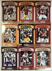 2017 Panini Contenders Draft School Colors Insert Cards w/ Rookies RC You Pick