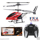 2.5CH Mini Alloy RC Helicopter Gyro Micro Electric Aircraft Remote Control Toy