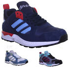 Adidas Originals Zx 5000 Res Mens Black Grey Trainers Size 7 - 12