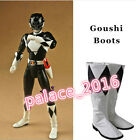 Hot Mammoth Ranger Goushi Cosplay Shoes Boots Unisex Halloween Superhero