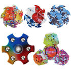 Colorful 3D Fidget Hand Finger Spinner EDC Focus Stress Reliever Toys
