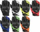 Speed & Strength Mens Power and the Glory Leather Riding Gloves