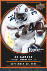 2014 Upper Deck College Football Heroes Bo Jackson - Finish Your Set