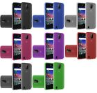 TPU Flexible Skin Gel Case Phone Cover for ZTE Jasper LTE Z718TL