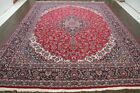 Traditional Vintage Persian Large  9.7 X 13.2 Area Rugs Oriental Rug Carpet