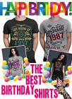 Mens/Ladies T-Shirt MILESTONE BIRTHDAY Gift Choice 18th 21st 30th 40th 50th 60th