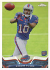 2013 Topps Chrome Refractors NFL - Finish Your Set  *GOTBASEBALLCARDS