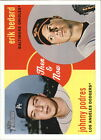 2008 Topps Heritage Then and Now - Finish Your Set  *GOTBASEBALLCARDS