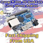 Orange Pi One Board, Android / Ubuntu 512MB SD RAM / Orange Pi Case, enclosure