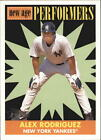 2007 Topps Heritage New Age Performers - Finish Your Set - *WE COMBINE S/H*