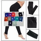 New Full Length Cotton Leggings Many Colours Premium Quality