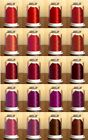 Hemingworth Embroidery Thread-REDS-All On This Page-Convenient Color Families