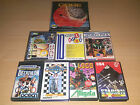 Commodore 64 Cassette Games (ALL BOXED) Selection