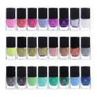 6ml Born Pretty Nail Art Stamping Polish Plate Printing Varnish Decor 24 Colours