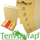 QUALITY LIGHTWEIGHT CARDBOARD BROWN BOOK WRAP POSTAL MAILER BOXES *ALL SIZES*