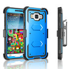 Cases Covers Skins - Shockproof Hybrid Clip Holster Phone Case Cover With Builtin Screen Protector