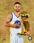 Stephen Curry Golden State Warriors 2017 NBA Finals Photo UF001 (Select Size)