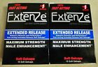 2 x 15 Packs = 30 Total Fast Acting Extenze Extended Release Male Enhancement