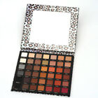 Pro 42 Colors Glow Matte Nature Eyeshadow Palette Makeup Cosmetic Kit