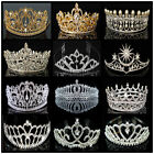 Wedding Bridesmaid Headpiece Bridal Rhinestone Hair Tiara Crown Party Headband