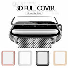 Apple Watch Series 1/2 Full Edge Covered Tempered Glass Screen Protector 38/42mm