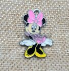 Lot Dancing Minnie Enamel Metal Charms Pendant Jewelry Making Party Gifts G501