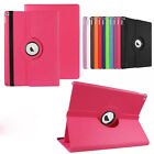 """10pc/lot Rotating Smart Leather Stand Case For New iPad 9.7"""" 2017/iPad Pro 10.5"""""""
