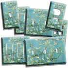 light painting video - VINCENT VAN GOGH ALMOND BLOSSOM PAINTING LIGHT SWITCH OUTLET WALL PLATE COVER