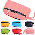 Soft Women Fashion Card Coin Key Holder Zip Faux Leather Wallet Pouch Bag Purse