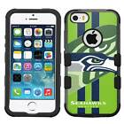 Seattle Seahawks #LG Hybrid Case for iPhone SE/6/s/7/Plus/Galaxy S7/S8/Plus