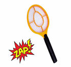 ELECTRIC FLY SWATTER BUG ZAPPER INSECT KILLER MOSQUITO REPELLENT HAND HELD SWAT