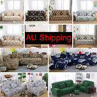 Stretch Sofa Couch Covers Slip Cover Easy Fit Elastic Fabric Lounge Protector