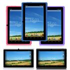 """iRULU X3 7"""" Tablet PC Android 6.0 Marshmallow 8GB Quad Core Dual Cam 5 Colors"""
