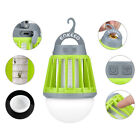 WATERPROOF LED MOSQUITO KILLER REPELLER BUG ZAPPER CAMPING/PATIO OUTDOOR LANTERN