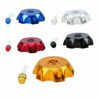 Billet Gas Fuel Tank Cap Cover 2 Way Releave Valve Vent Breather Pipe Hose Tube